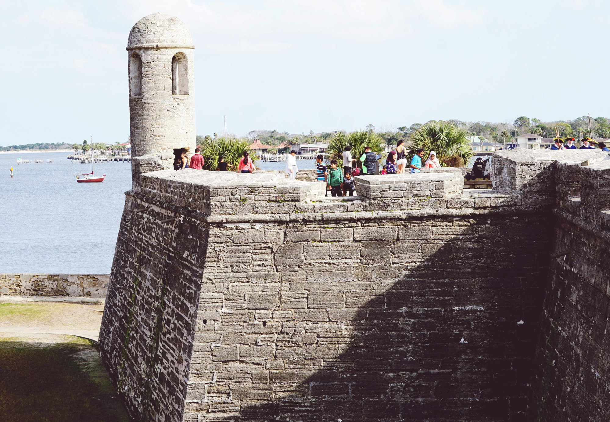 Things to do Visit St. Augustine