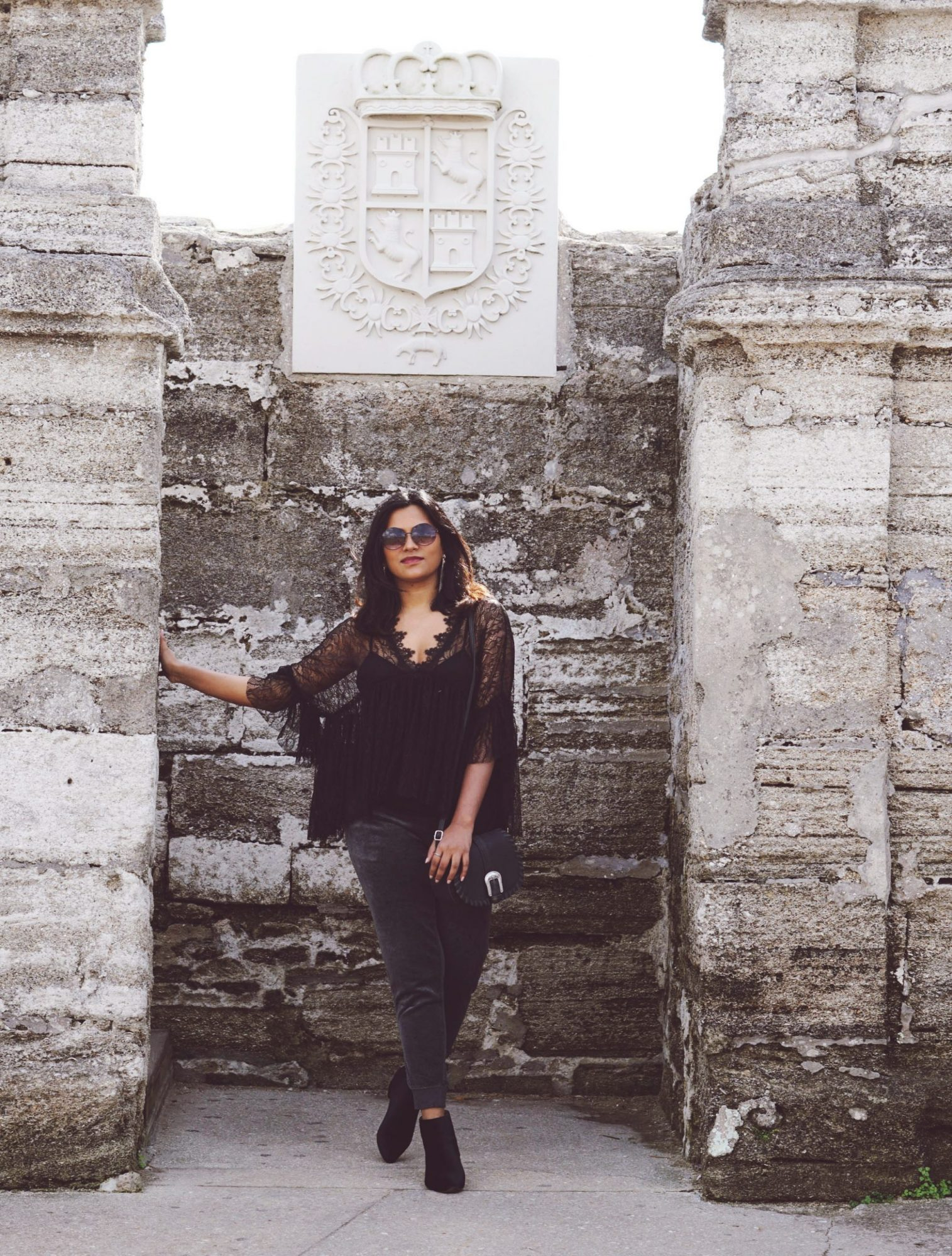Travel Blogger Influencer Afroza Khan