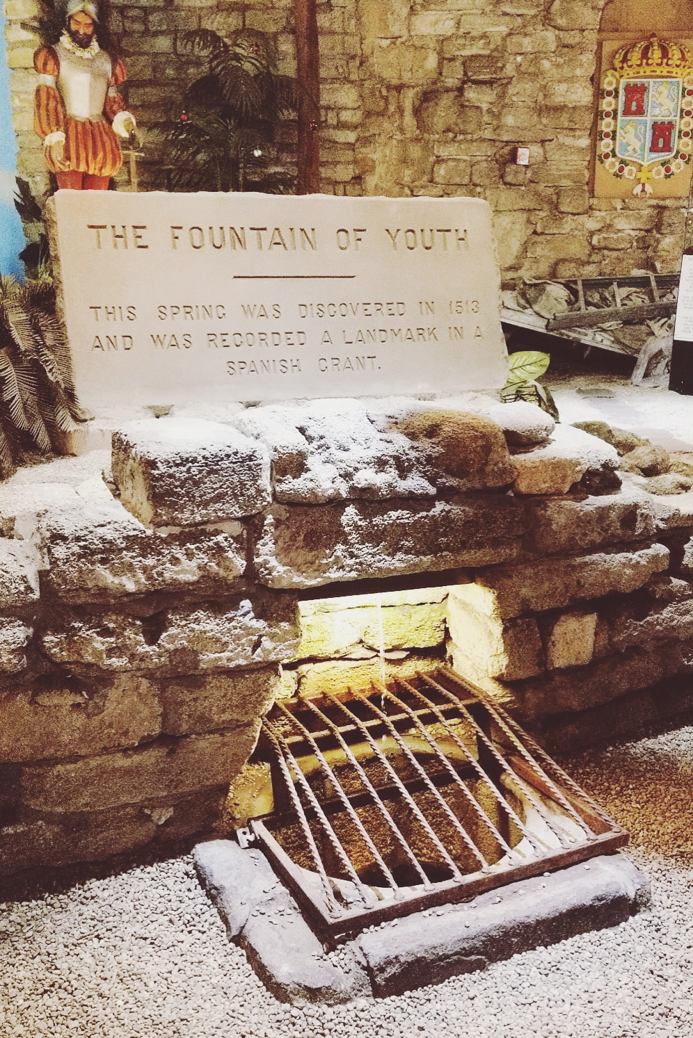 Fountain of Youth St. Augustine Things to do