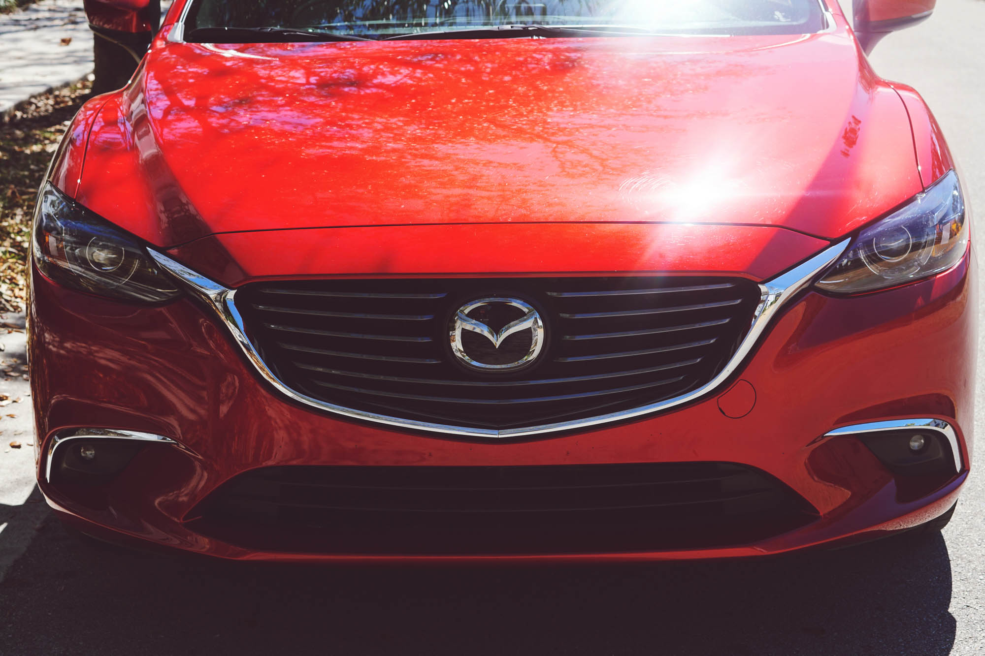 Mazda6 GT Soul Red Metallic