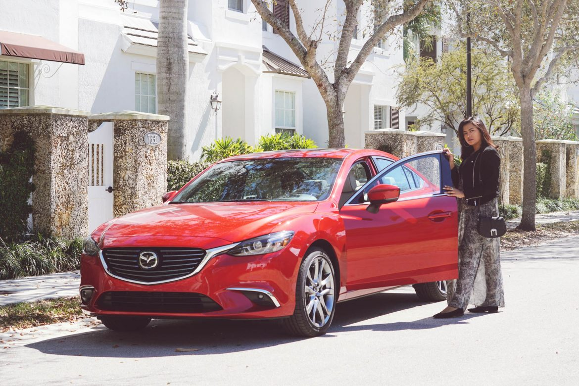 2017 Mazda6 GT in Soul Red Metallic Car Review