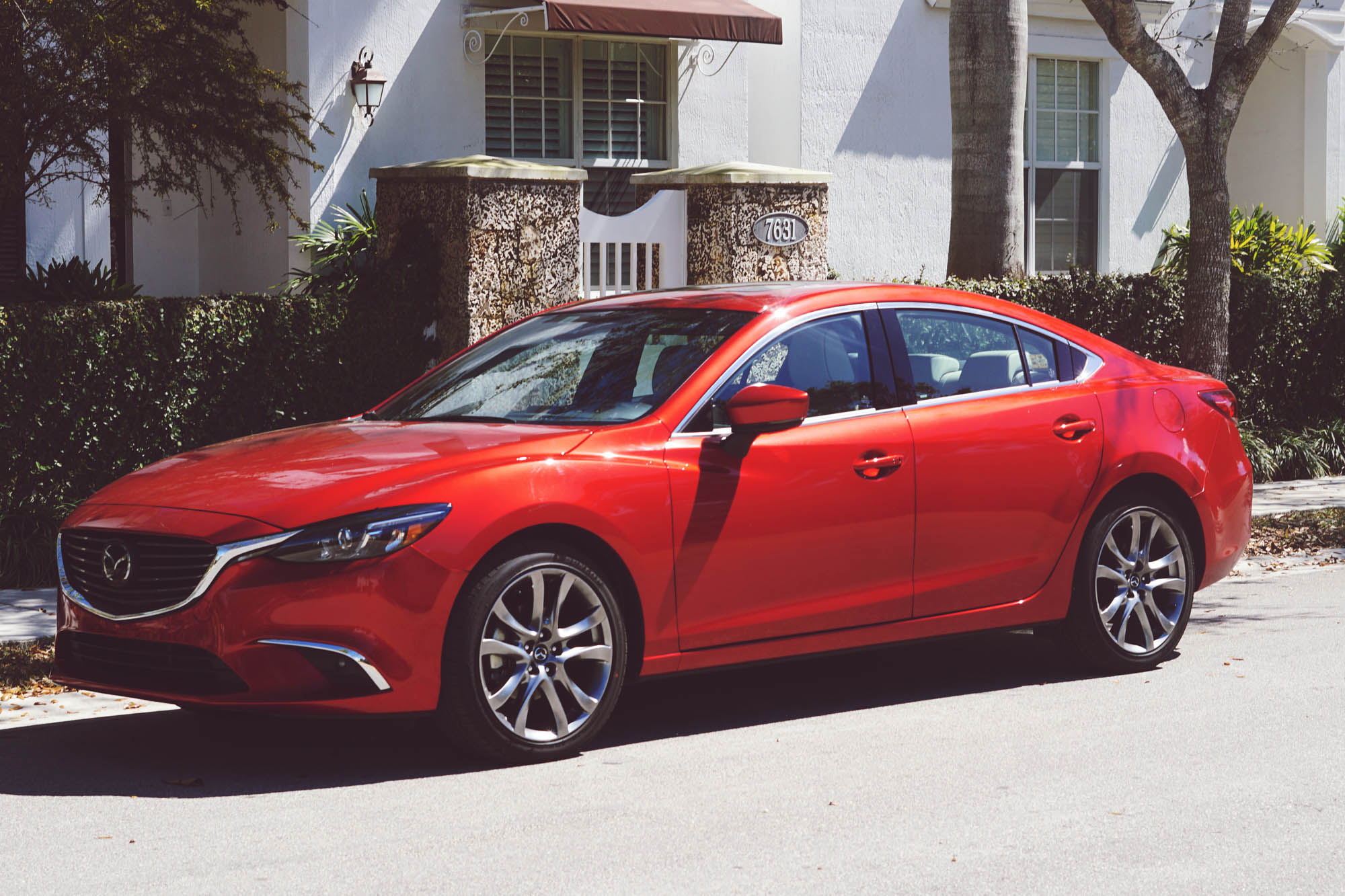 2017 Mazda6 Grand Touring Review Car Blogger