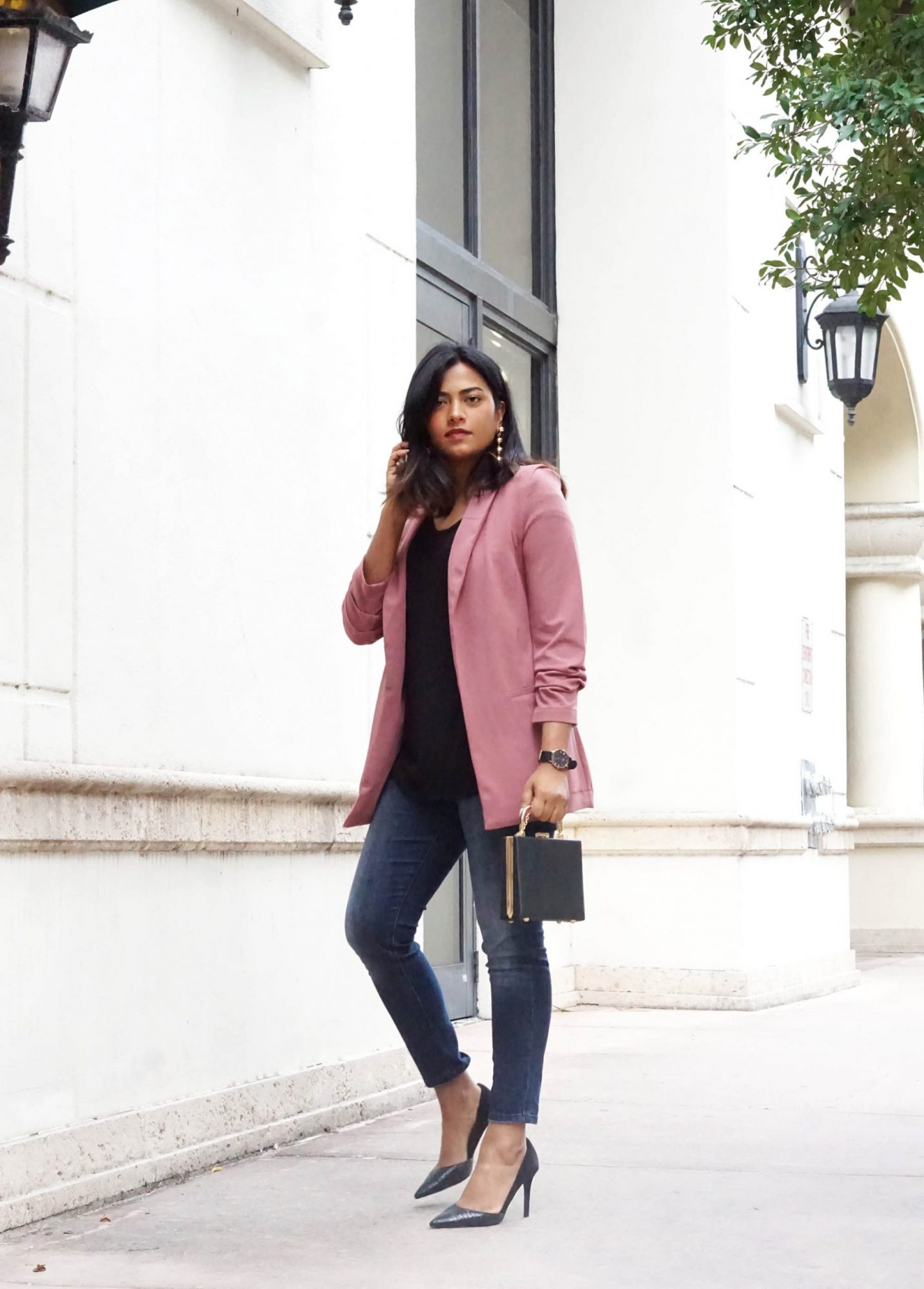 Top Miami Blogger Afroza Khan Chic Stylista