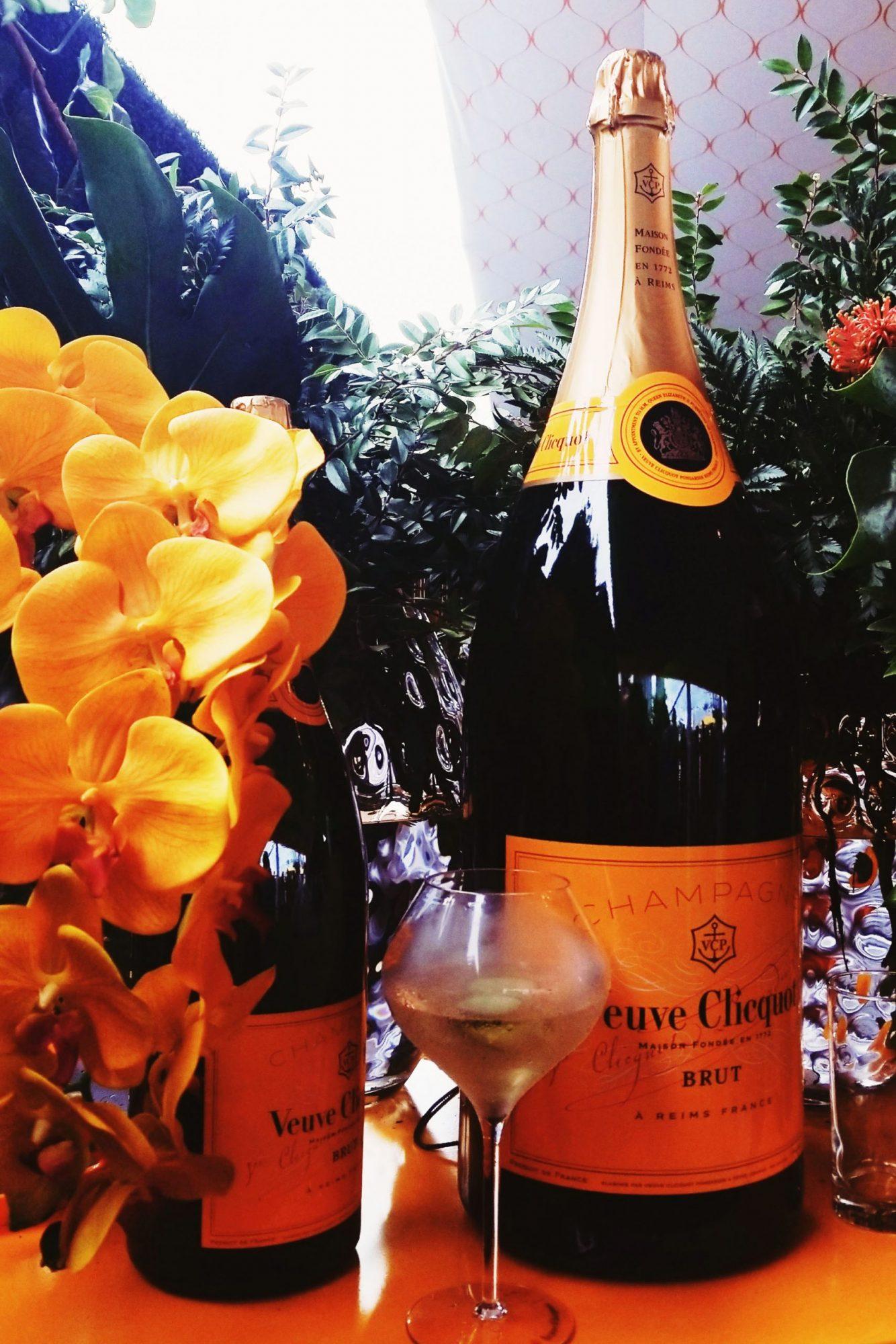 Veuve Clicquot Brut Champagne Miami