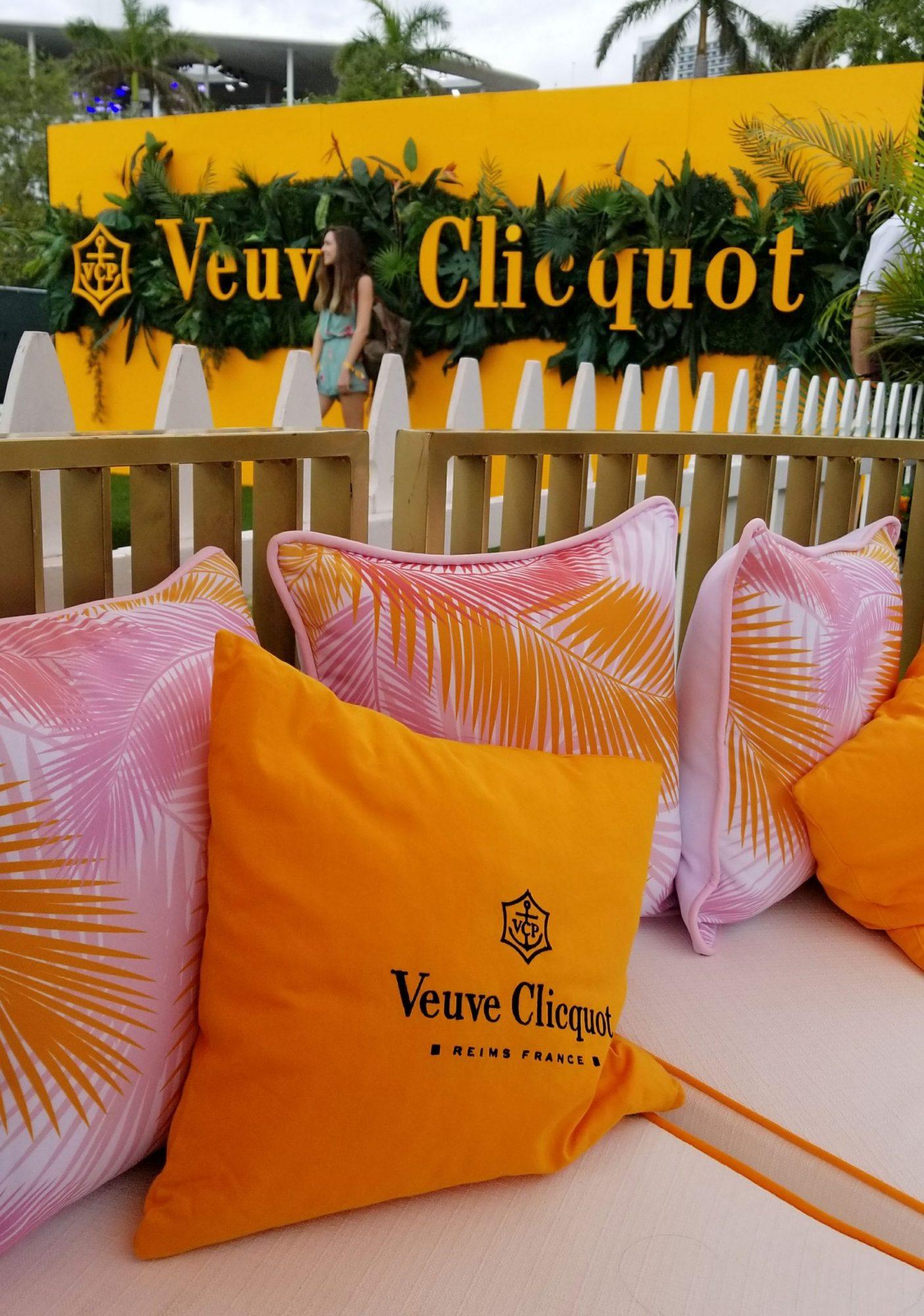 Veuve Clicquot Style Miami Carnaval