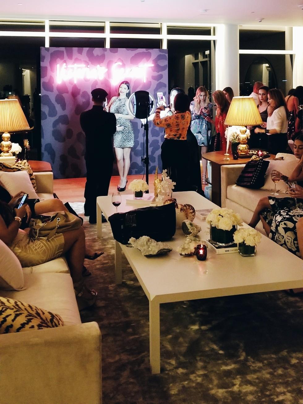 Victoria's Secret Part at Faena Miami Beach