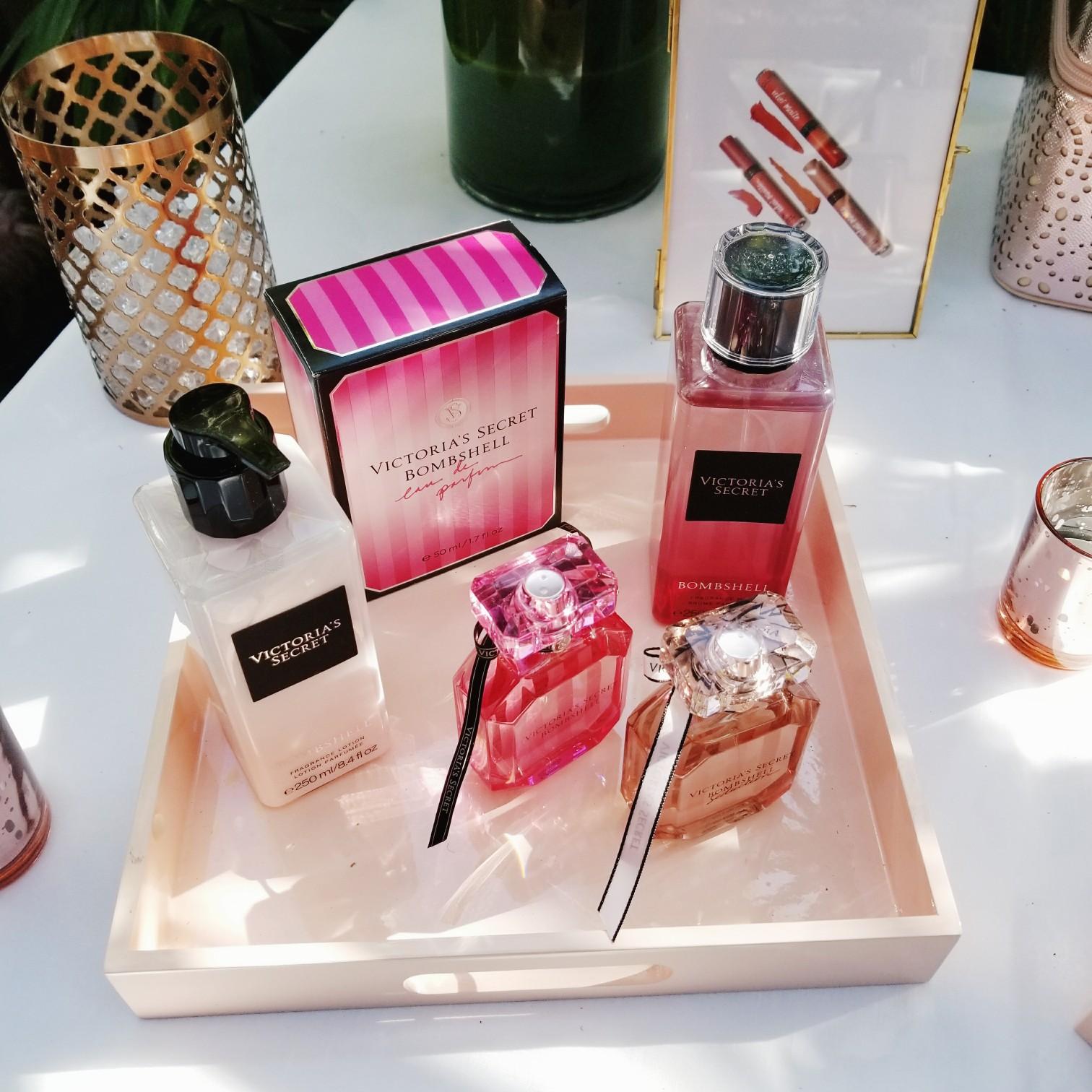 Miami Blogger at Victoria's Secret Exclusive Lunch