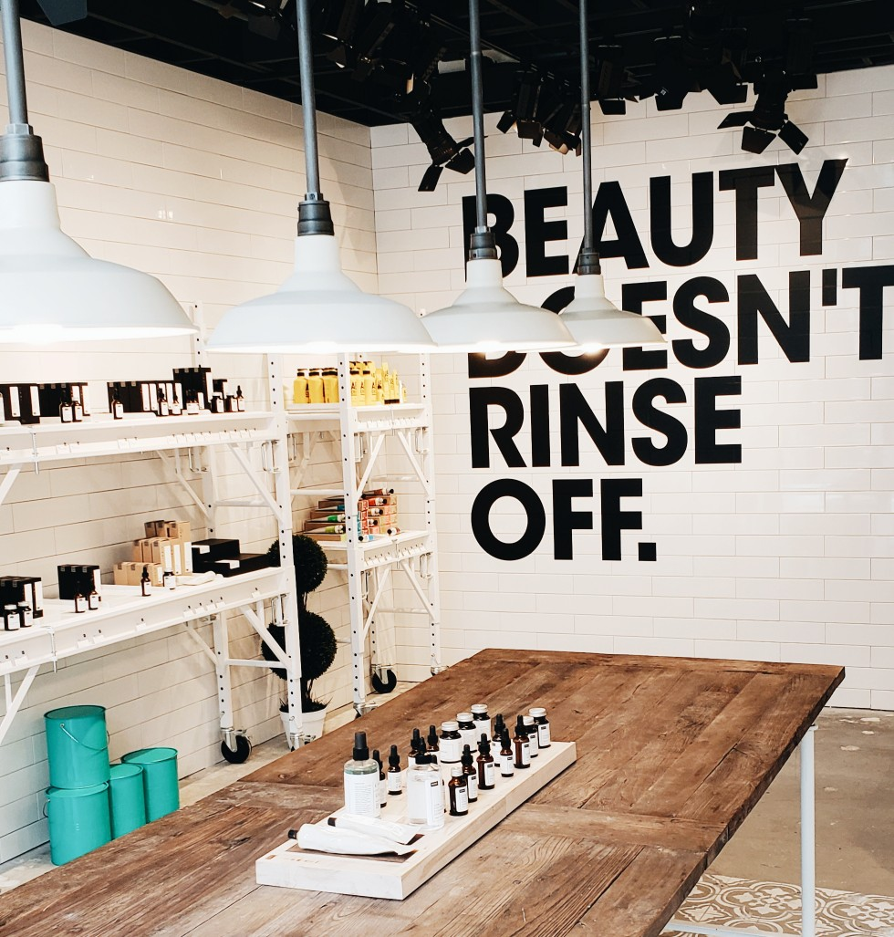 The Ordinary Deciem Miami Retail Store
