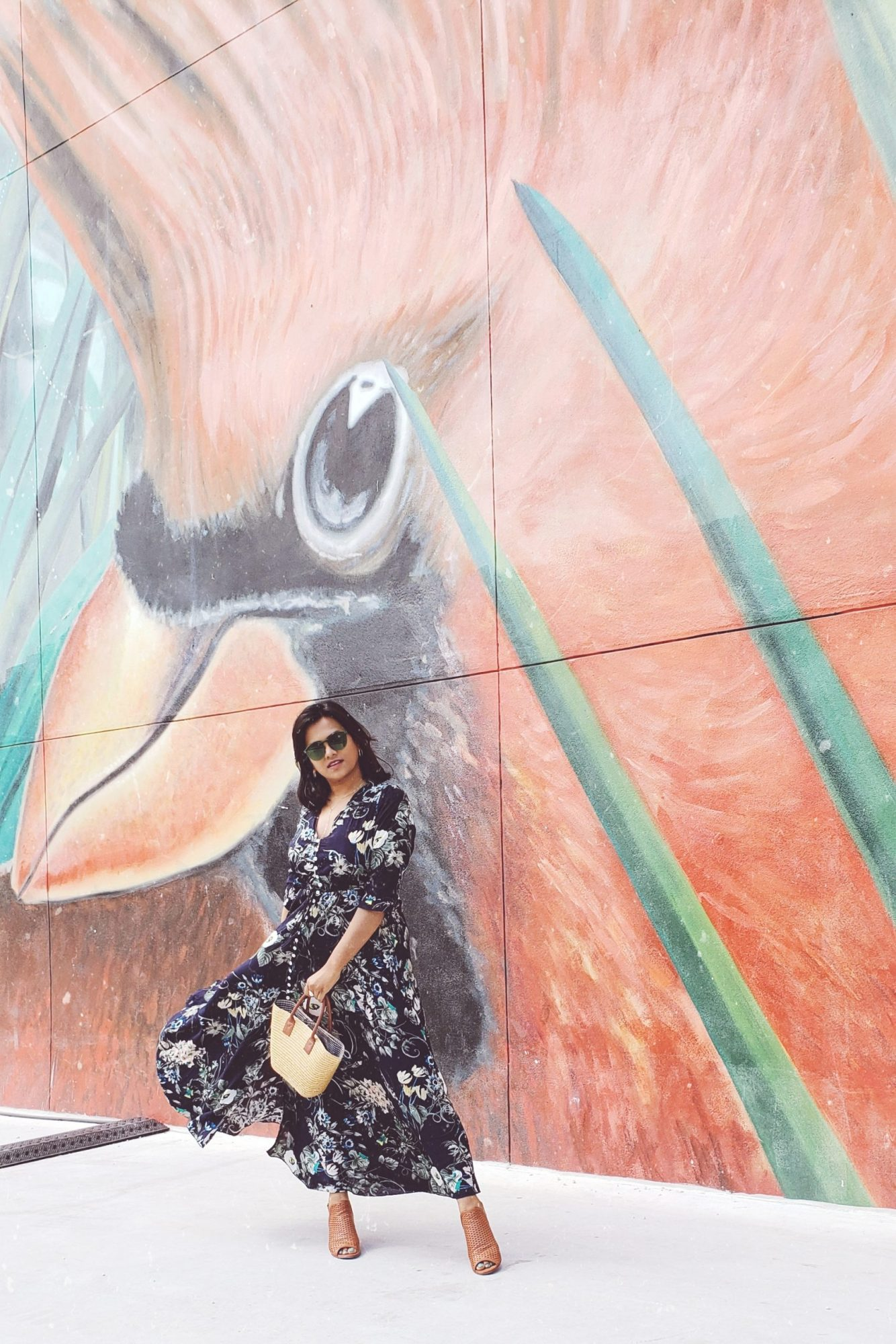 Afroza Khan Miami Fashion Blogger Fashom App Style
