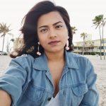 Miami Fashion Blogger Afroza Khan Selfie