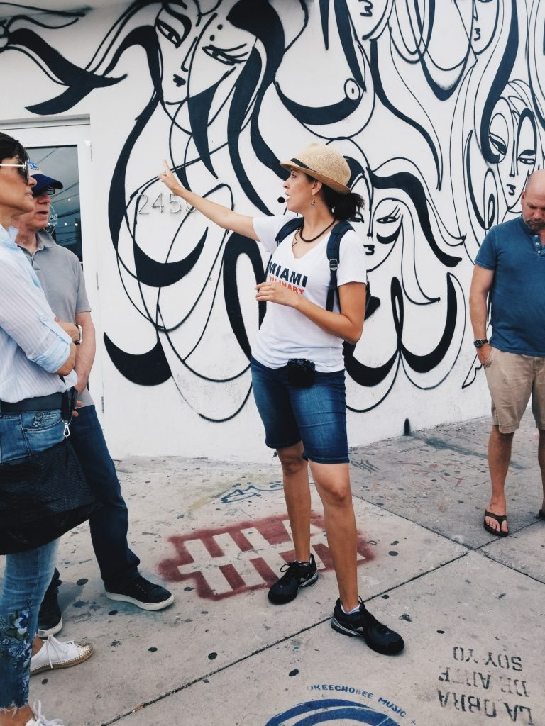 Wynwood Food & Art Tour Guide