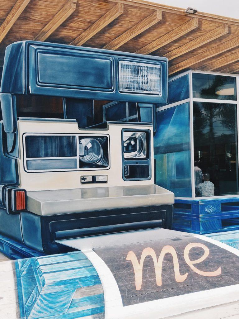 Art Basel 2018 Leon Keer Mural