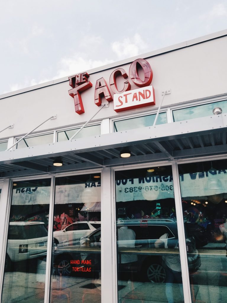 The Taco Stand Wynwood Miami