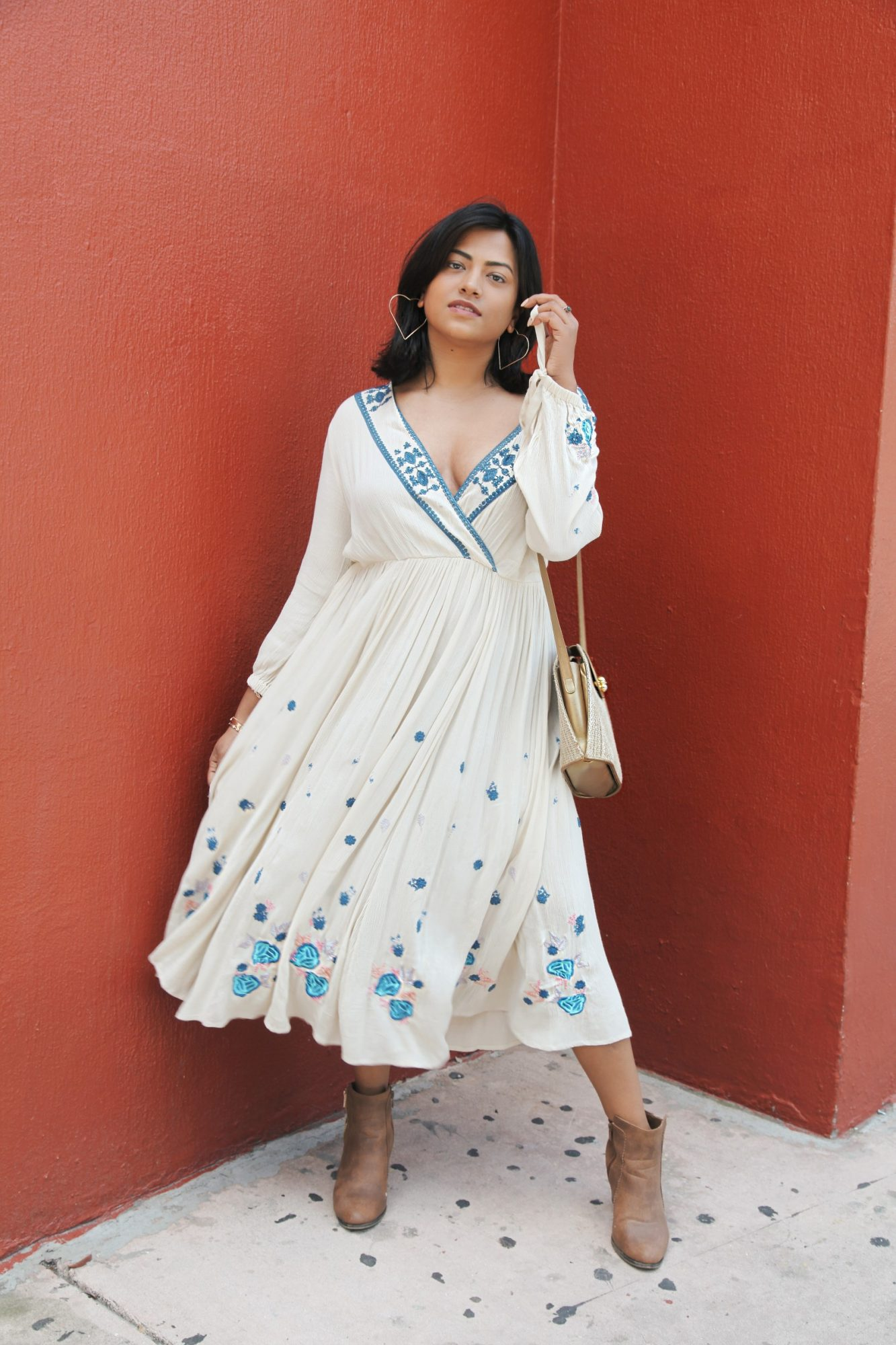 Miami Fashion Blogger Afroza Khan Boho Style
