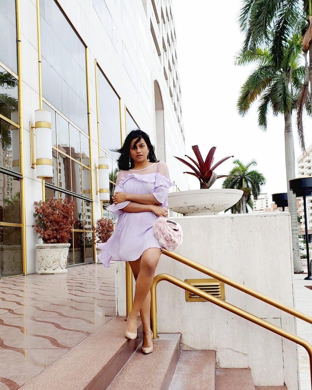 Top Miami Blogger Afroza Khan