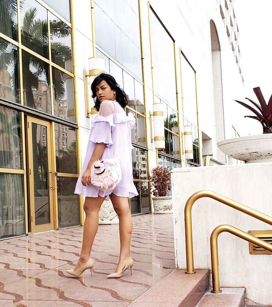 Fashion Lifestyle Blogger Afroza Khan