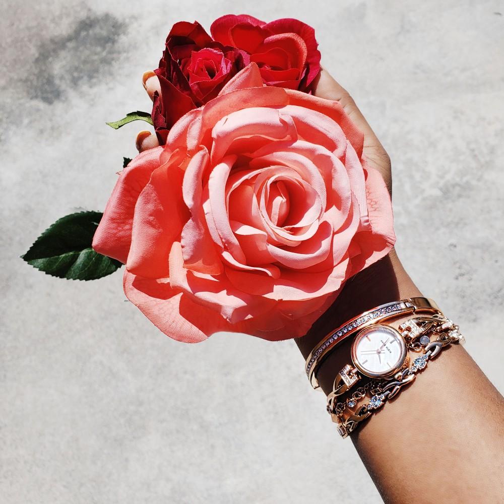 Anne Klein Fashion Blogger Spring Style