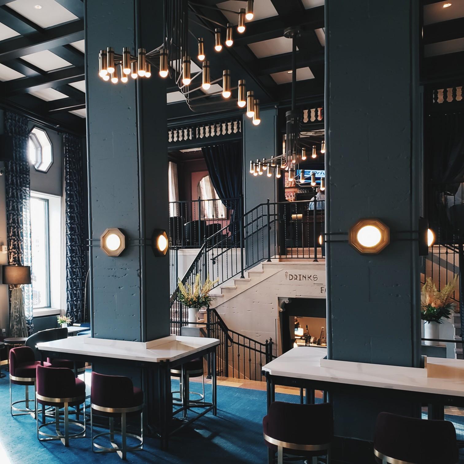 Holston House Nashville Hotel Lobby