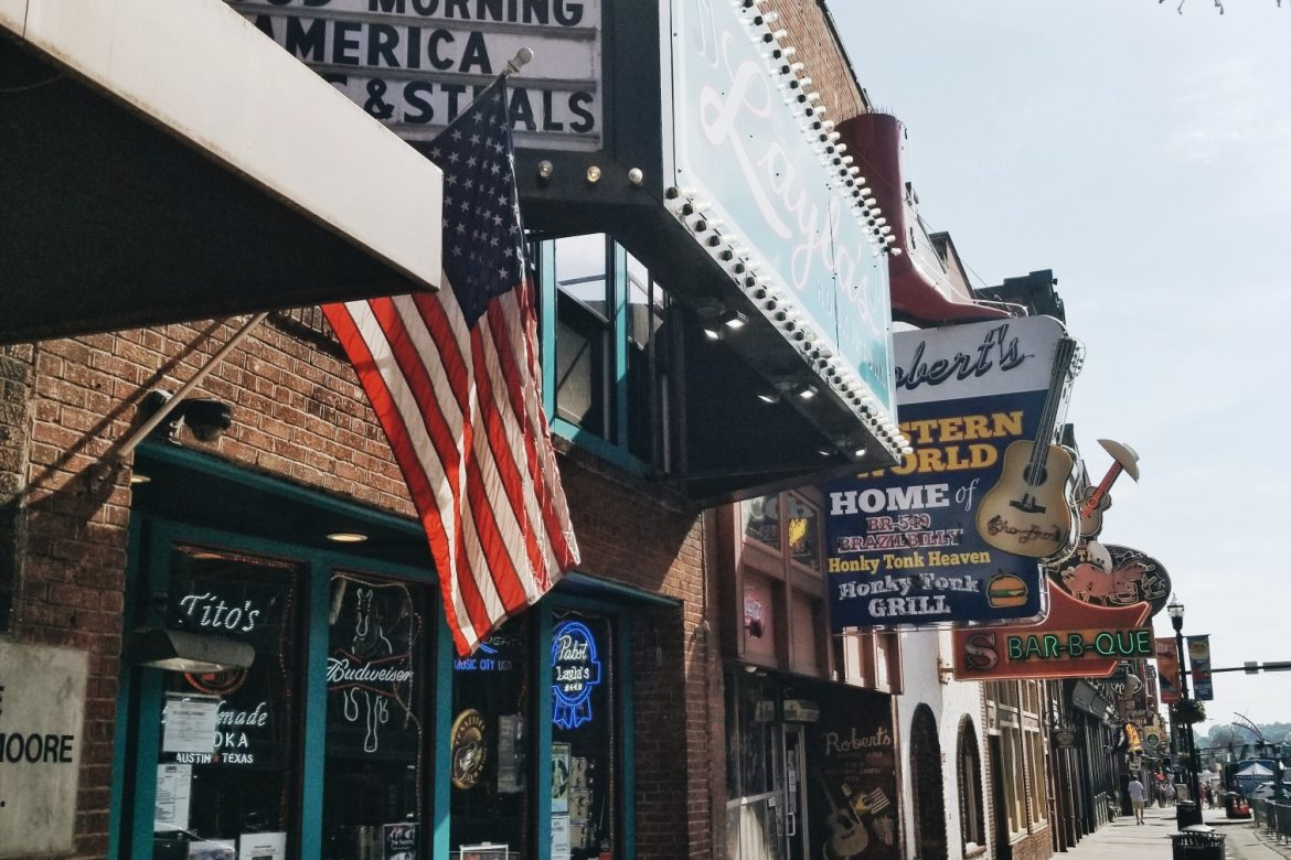 Road trip to Nashville, TN – The Music City