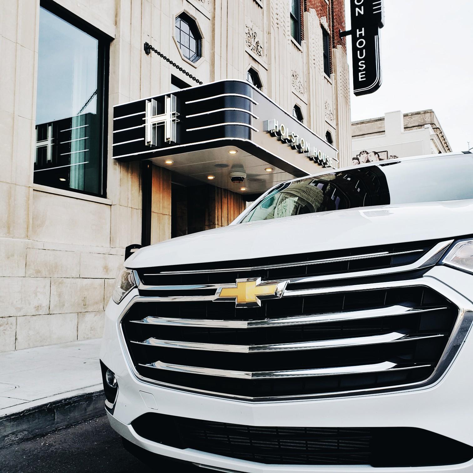2018 Chevrolet Traverse Front Design