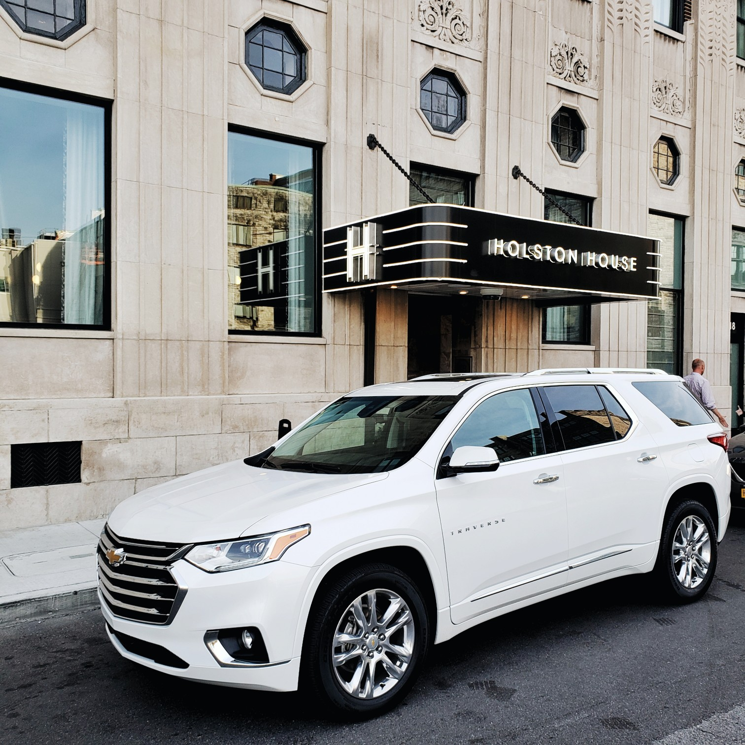 Car Blogger 2018 Chevrolet Traverse High Country AWD