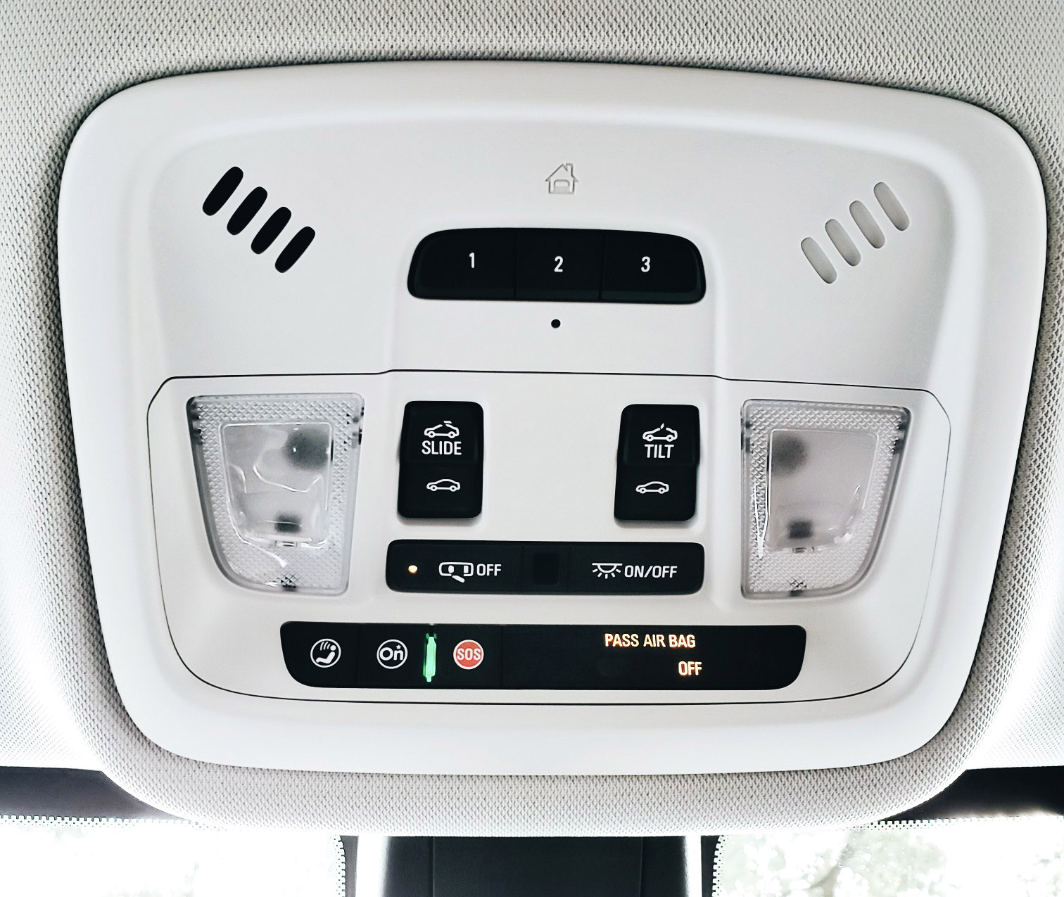 Chevy Traverse On Star Technology