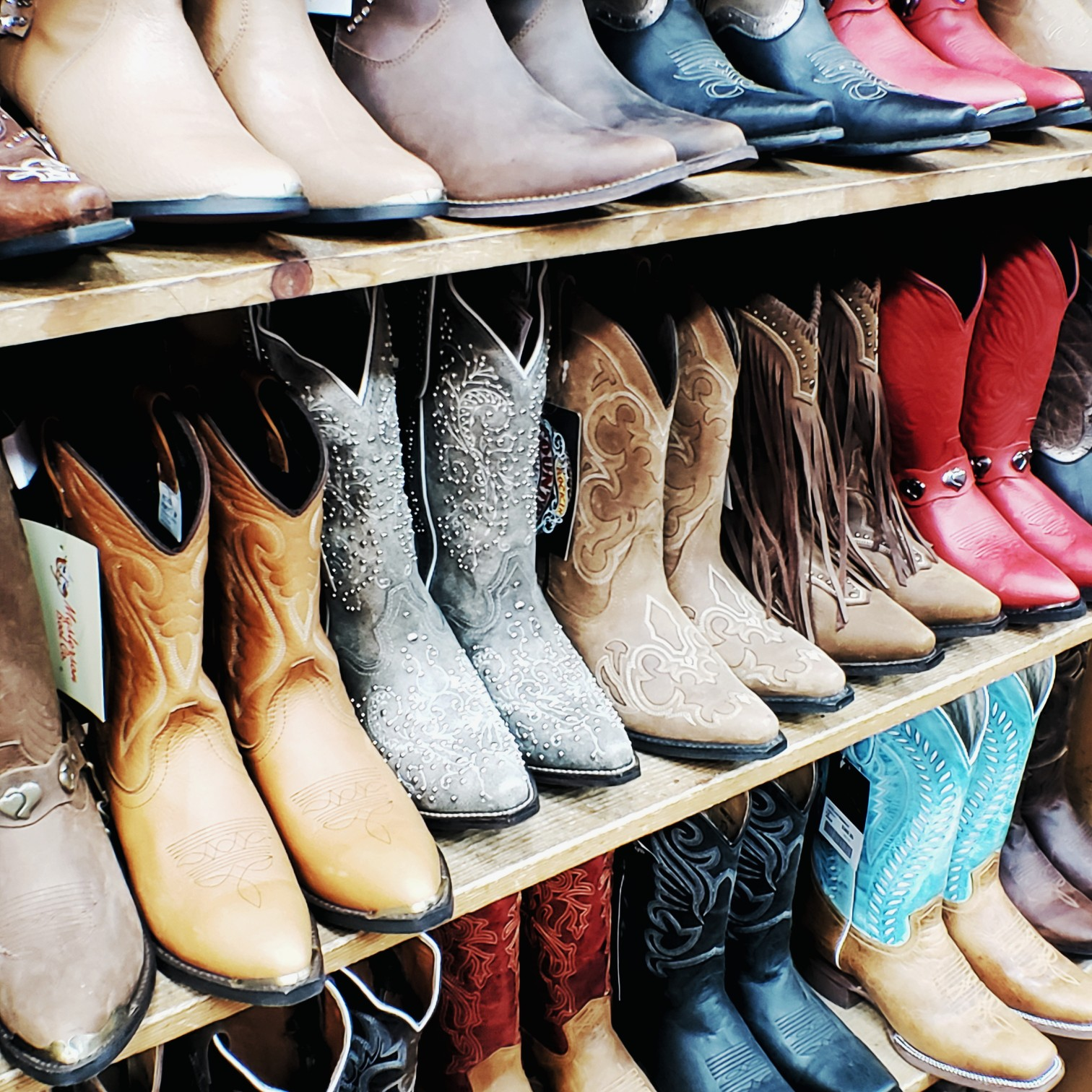 Nashville Tennessee Cowboy Boots Buy 1 Get 2 Free