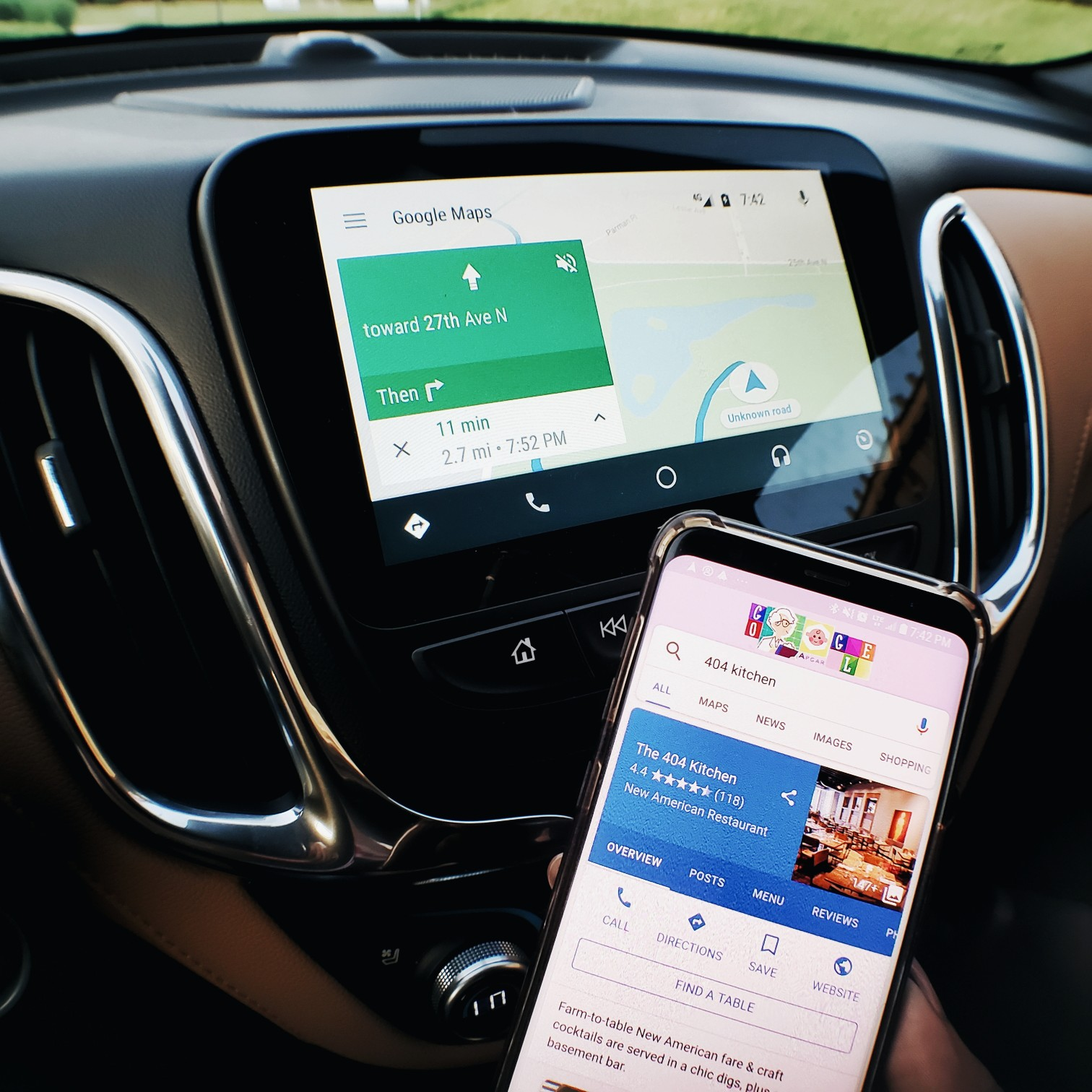 Premiere 2018 Chevrolet Equinox Android Auto Review