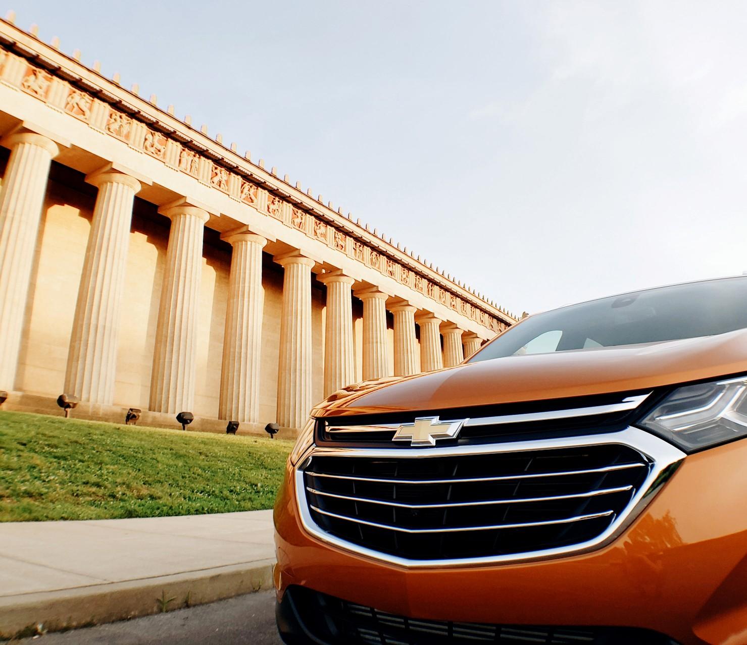 Car Blogger Review Chevrolet Road Trip