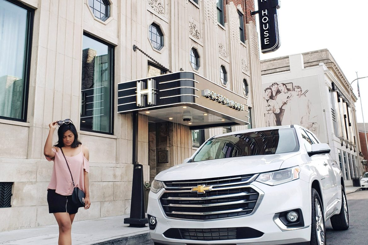 Discovering Nashville In 2018 Chevrolet Traverse High Country