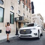 Car Blogger Afroza Khan 2018 Chevrolet Traverse