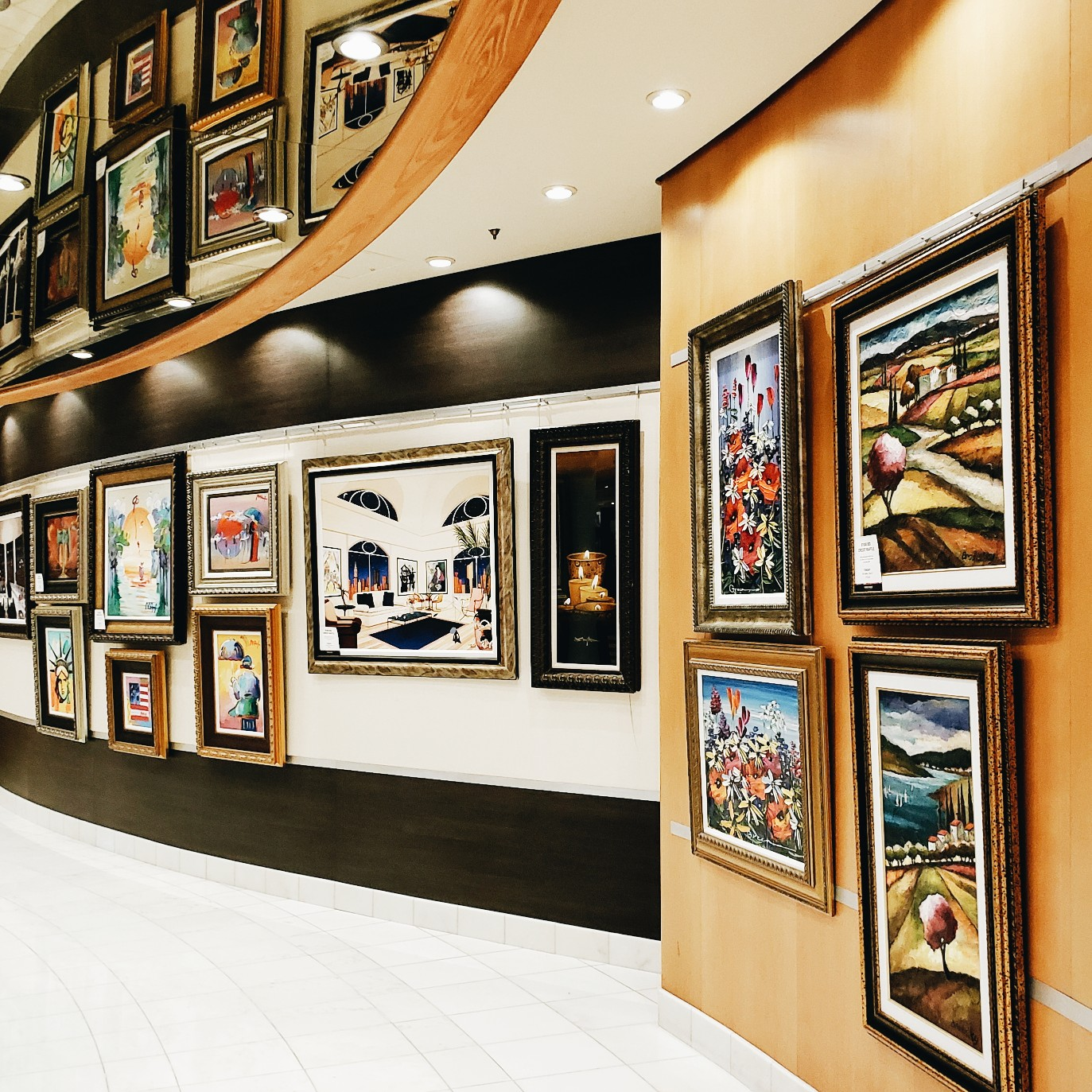 Mariner of the Seas Art Gallery