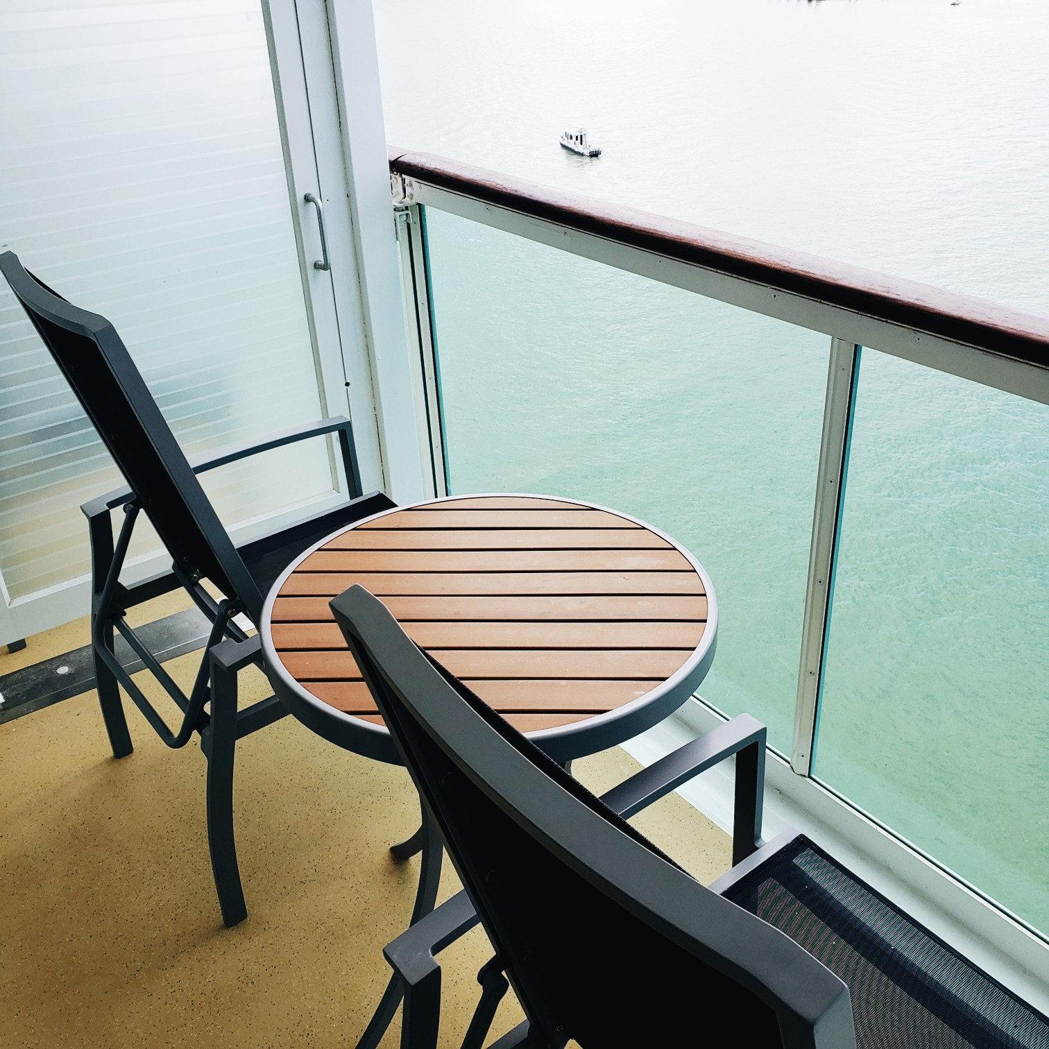 Royal Caribbean Mariner of the Seas Balcony View of the Ocean