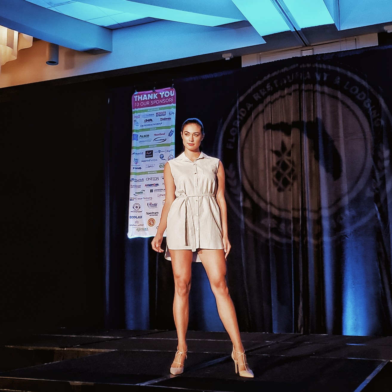 Hotel Blogger Fashion Show Review