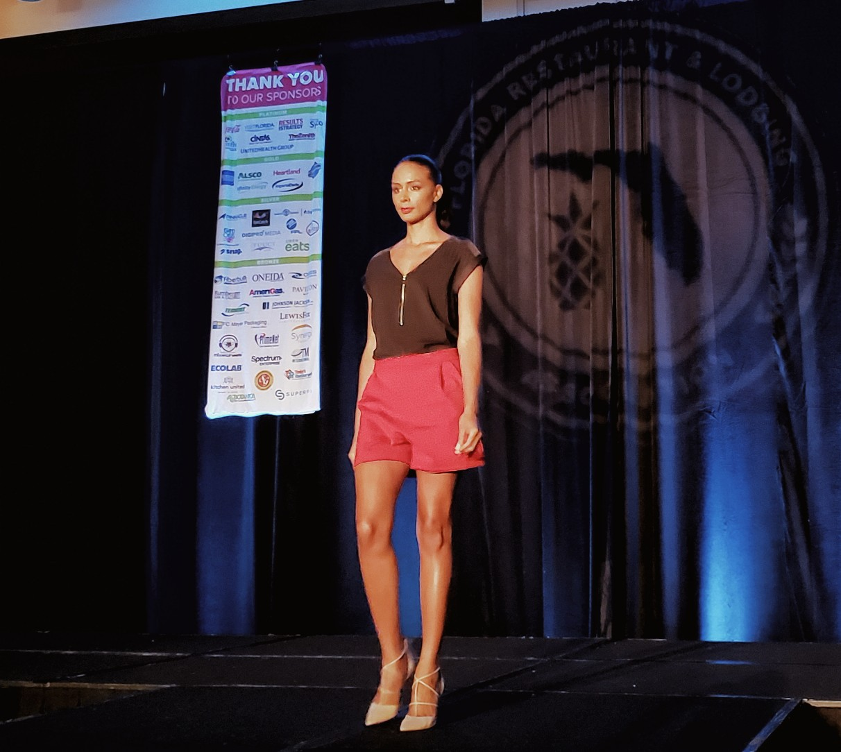 Fashion Show at FRLA 2018 by Cintas Corporation
