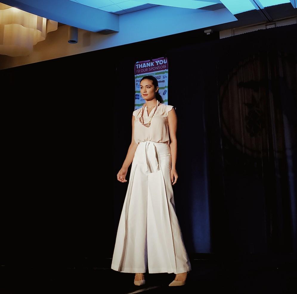 Miami Hotel Blogger Employee Apparel Fashion Show