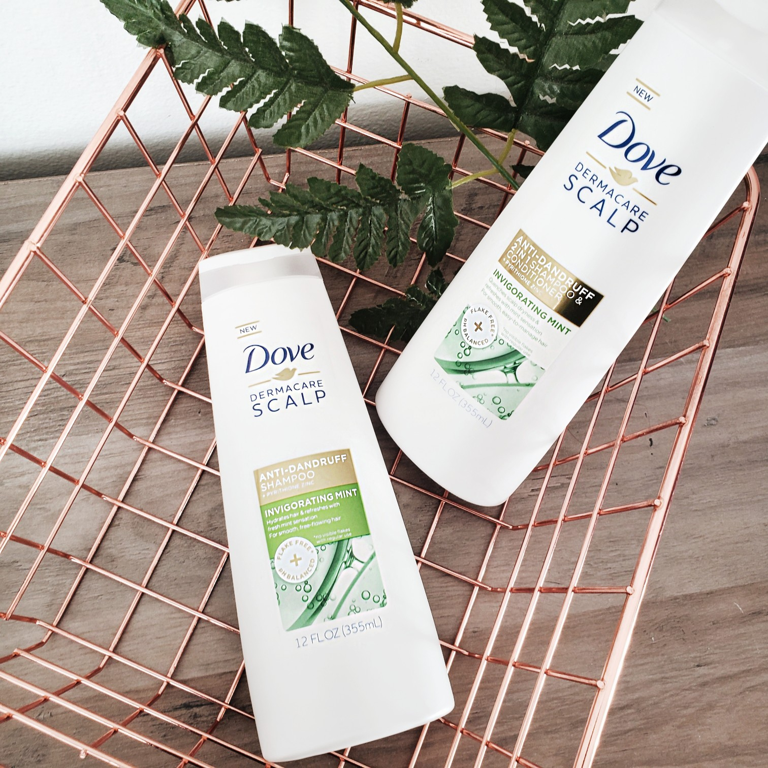 Dove Dermacare Shampoo Review