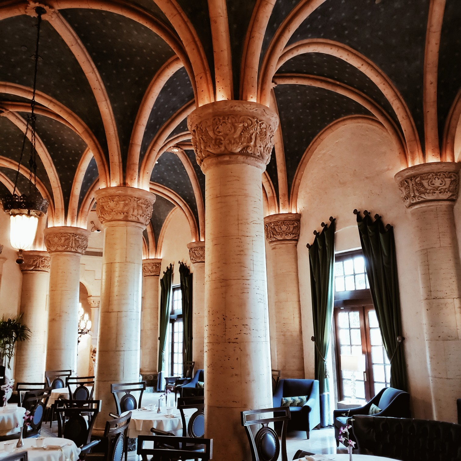 Biltmore Hotel Miami Coral Gables Luxurious Lobby