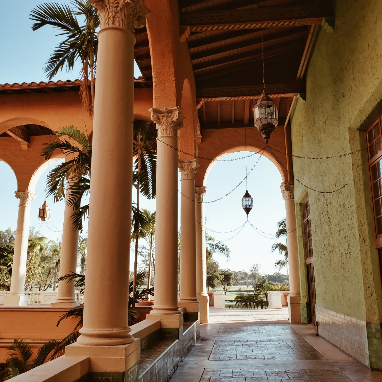 Miami's Best Instagrammable Spot at Biltmore Hotel Miami Coral Gables Famous Courtyard