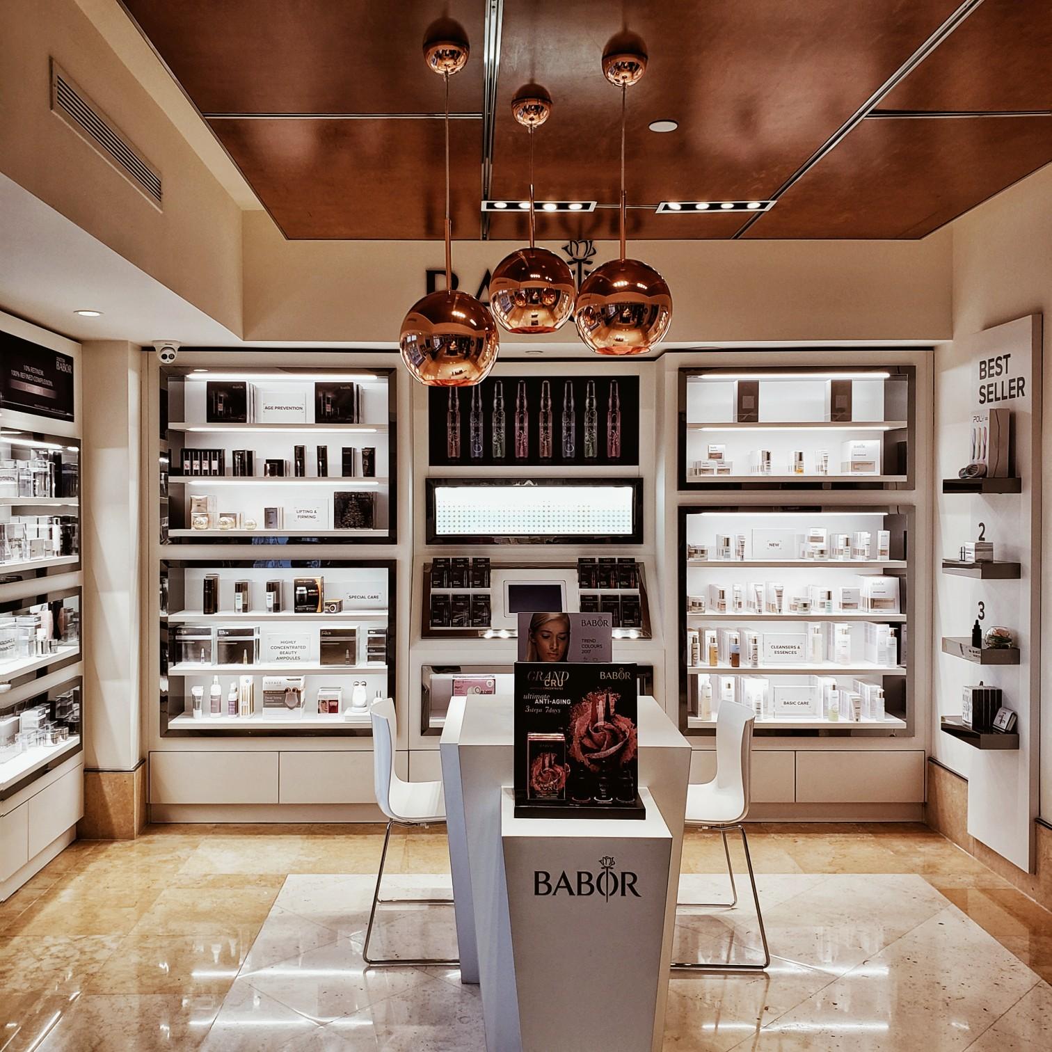 Spa at Biltmore Hotel Miami Coral Gables Babor Skincare
