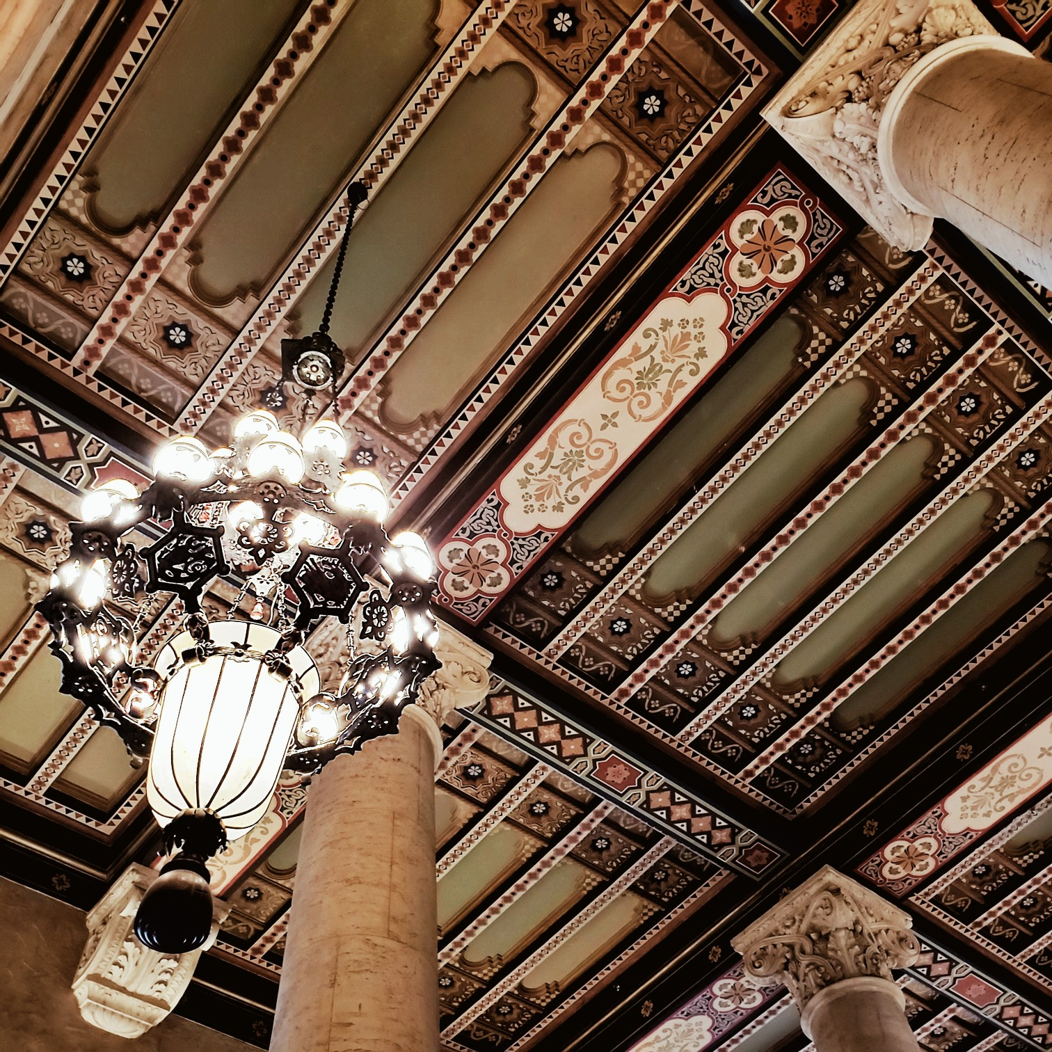 Biltmore Hotel Miami Coral Gables Ceiling Interior Luxury Design