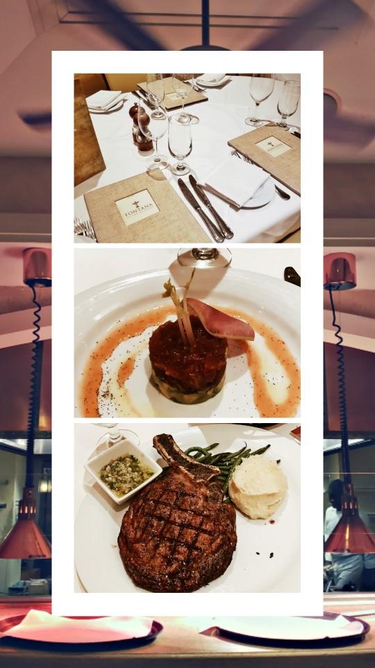 Biltmore Hotel Miami Coral Gables Fontana Restaurant