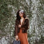 Miami Fashion Influencer Leopard Jacket Street Style