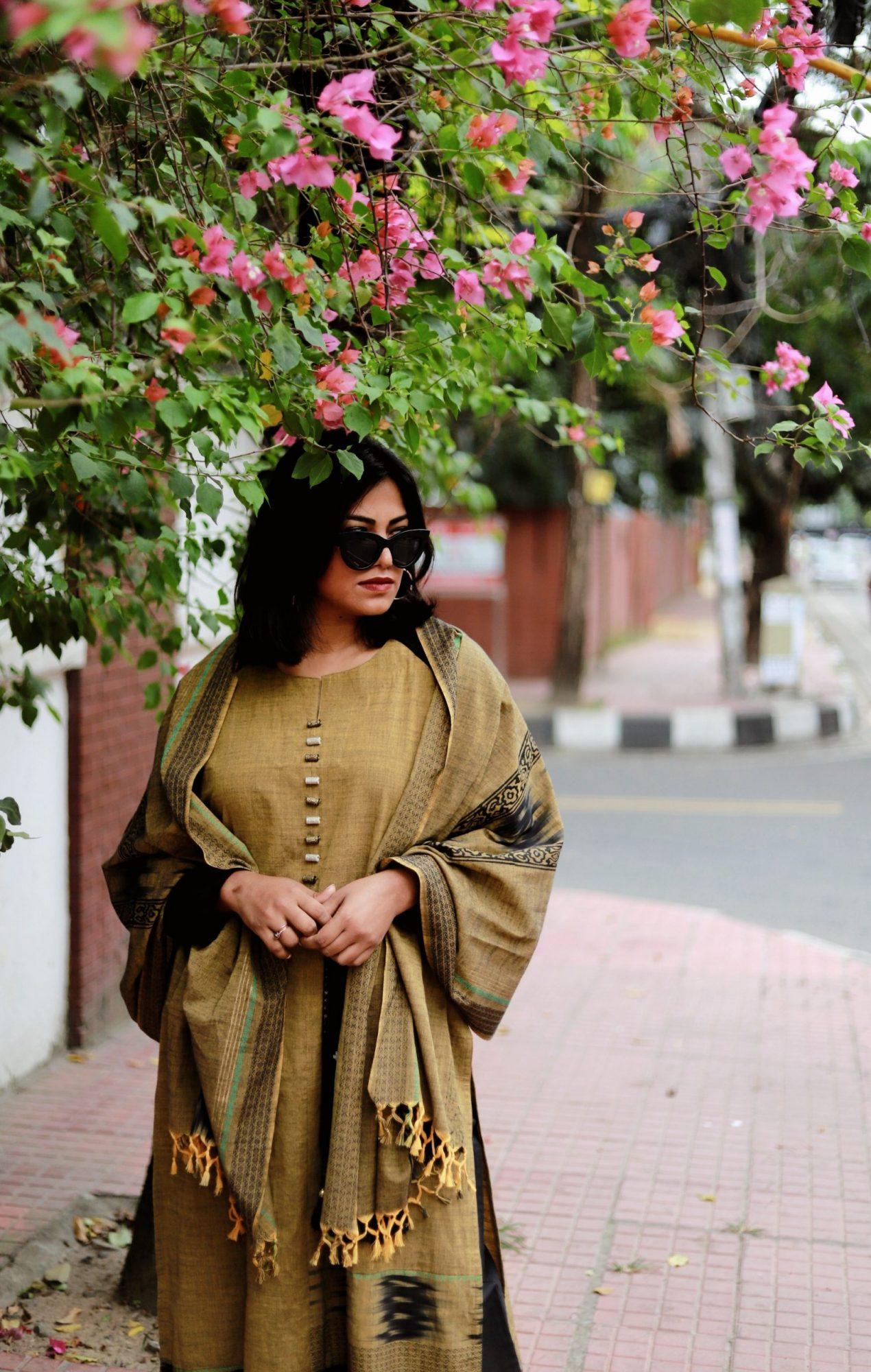 Bangladesh Fashion Stylist Afroza Khan