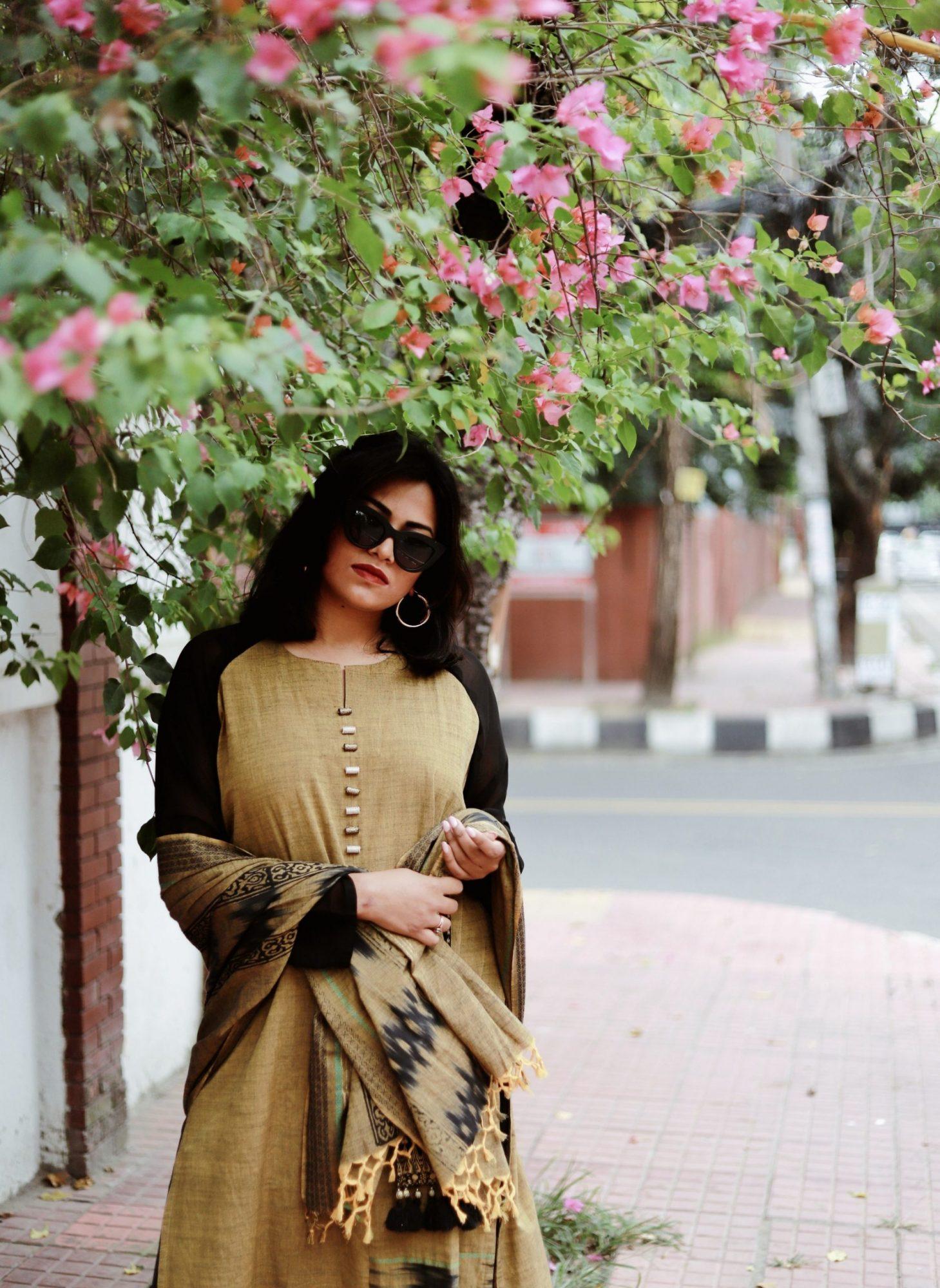 Bangladesh Travel Blogger Model Afroza Khan