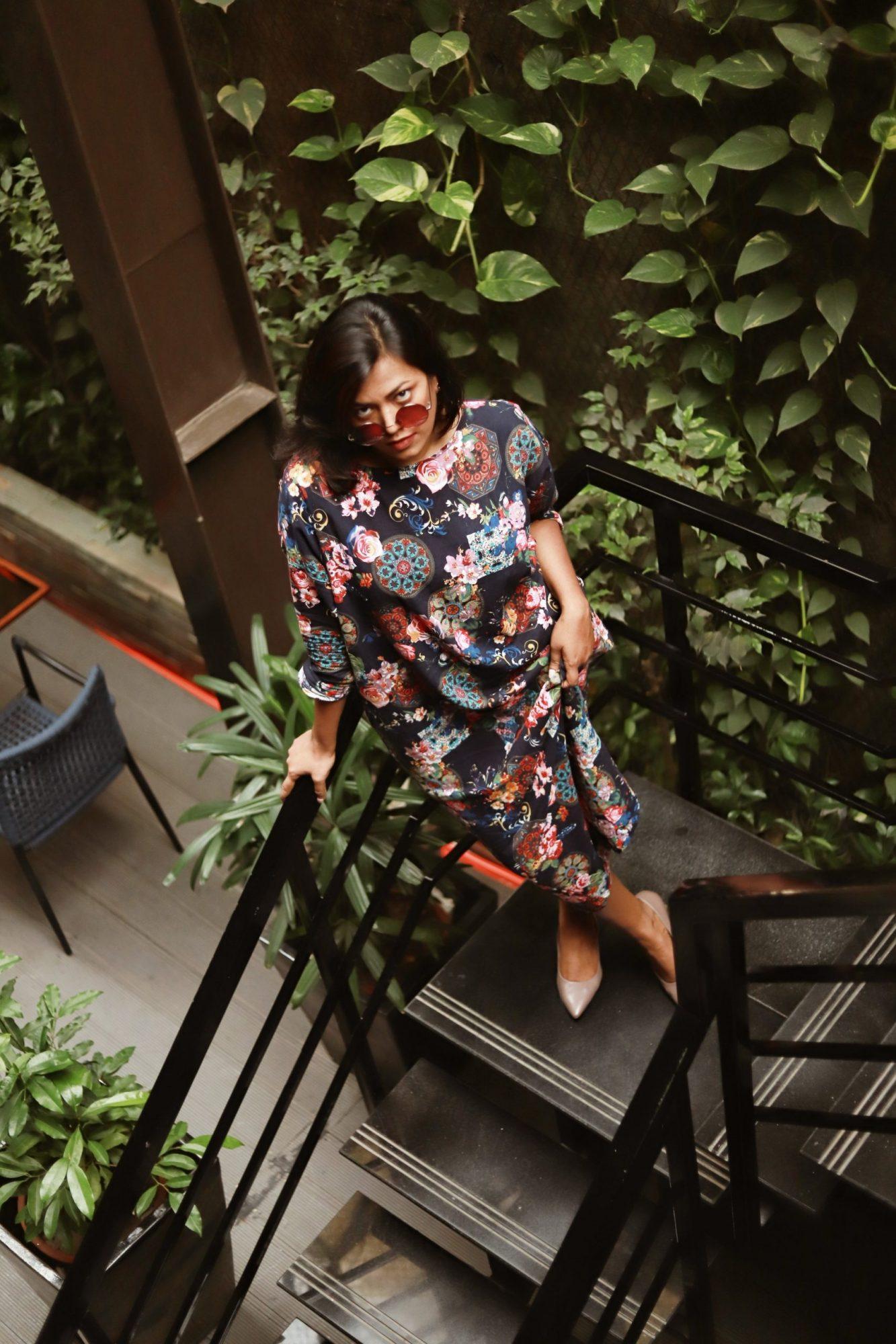 Miami Fashion Blogger Afroza Khan