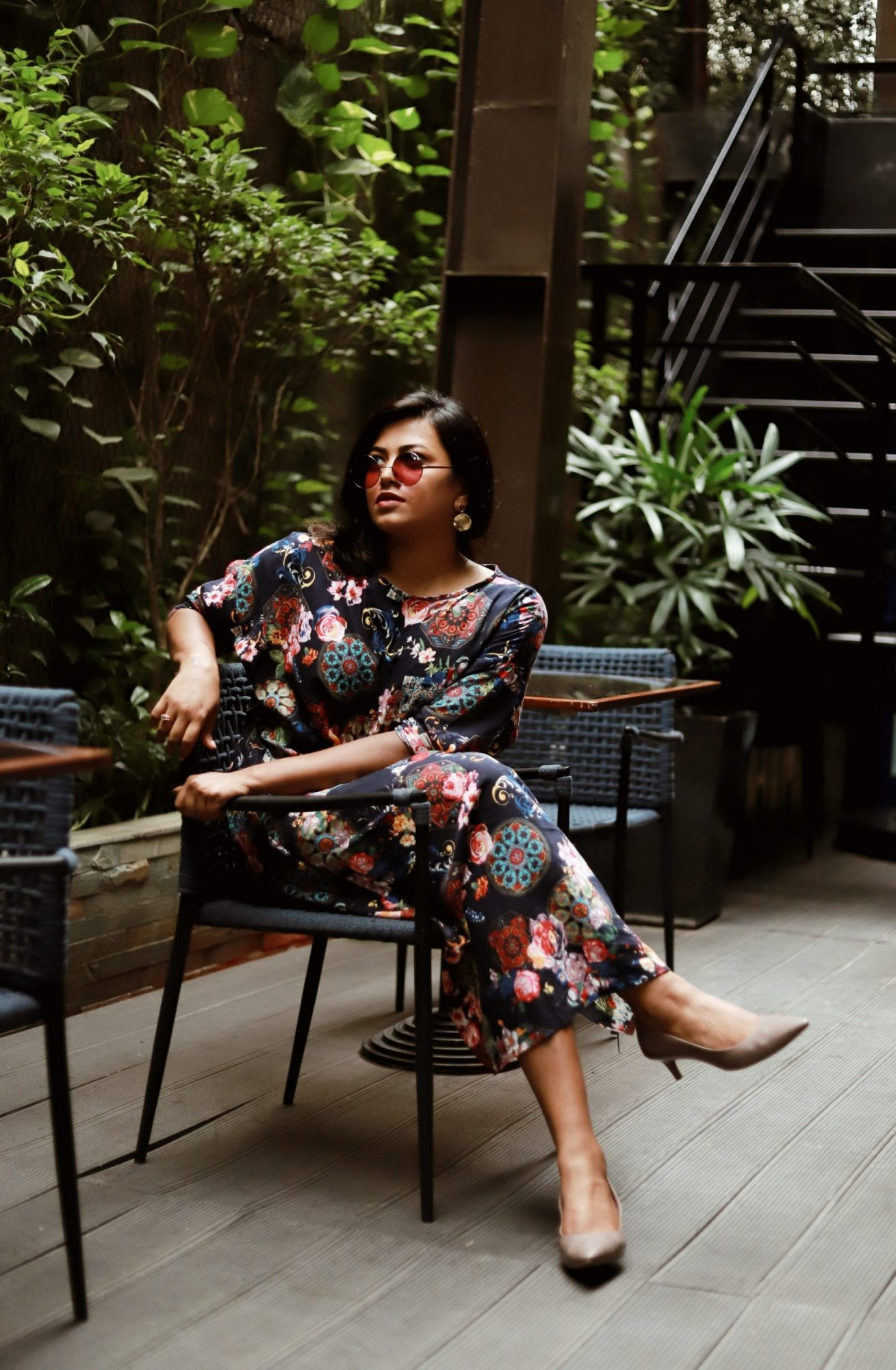 Luxury Fashion Blogger at The Way Dhaka