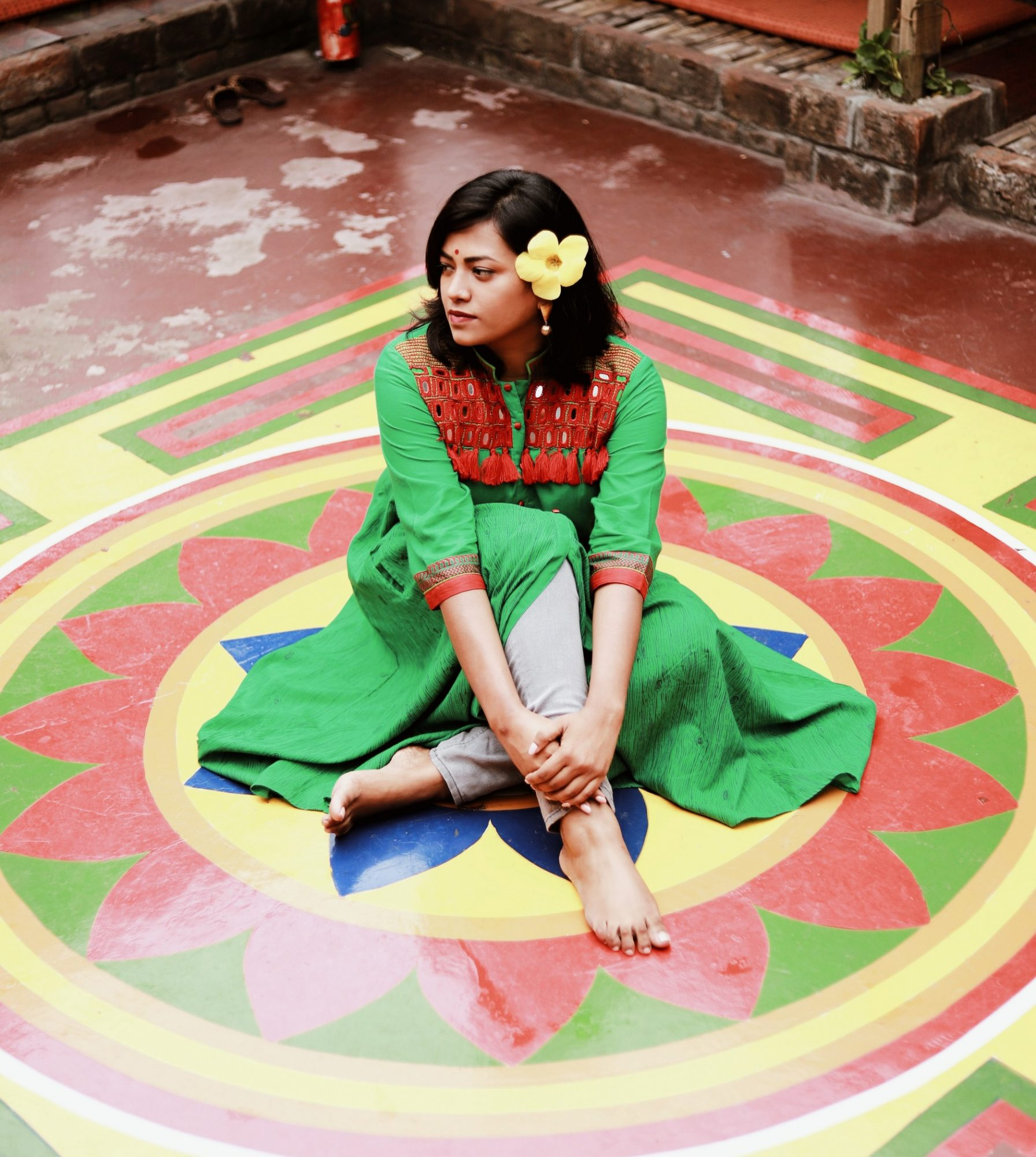 Miami Fashion Blogger Traveling to Bangladesh Visiting Jatra Biroti