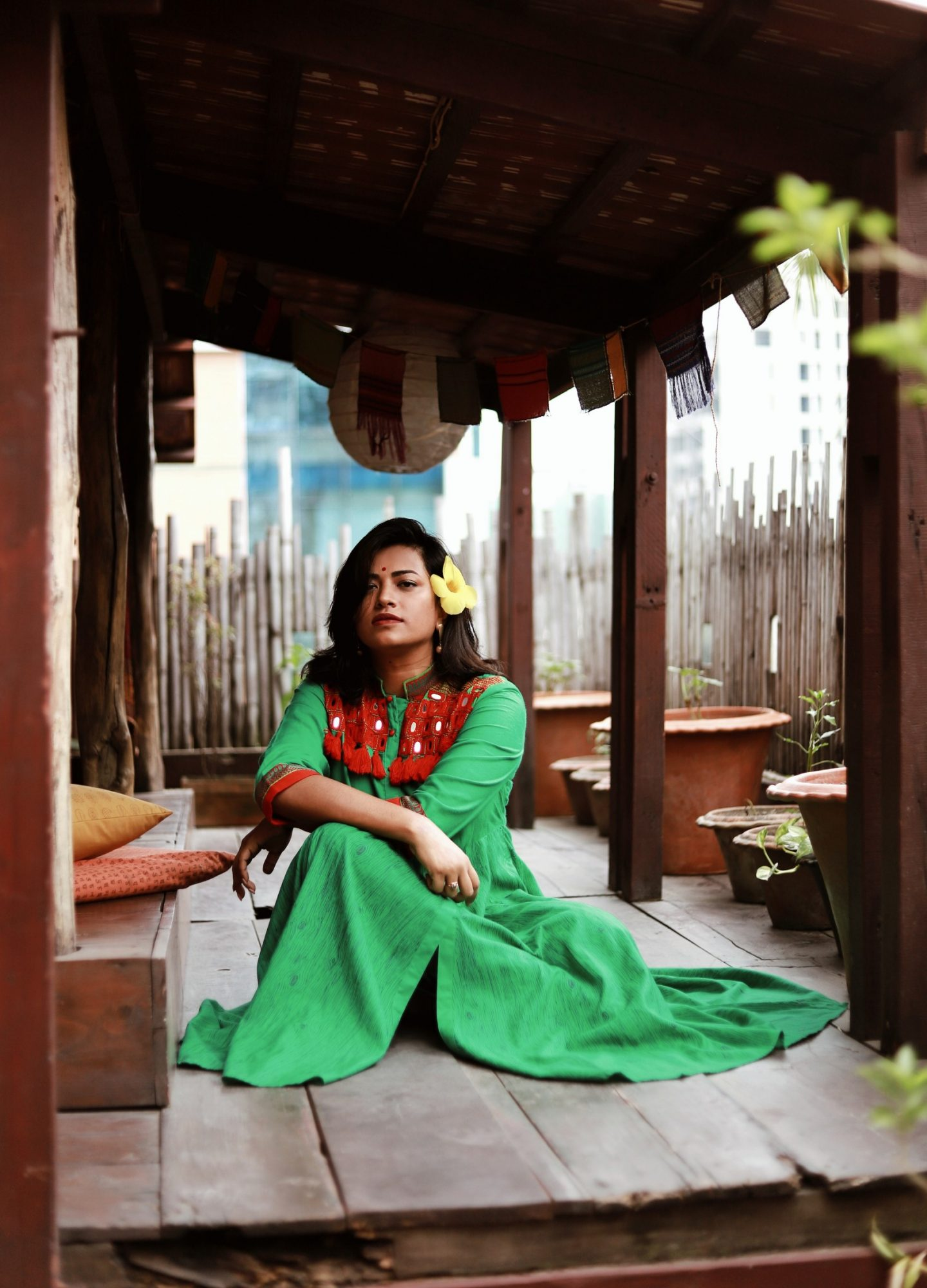 Miami Fashion Influencer Afroza Khan