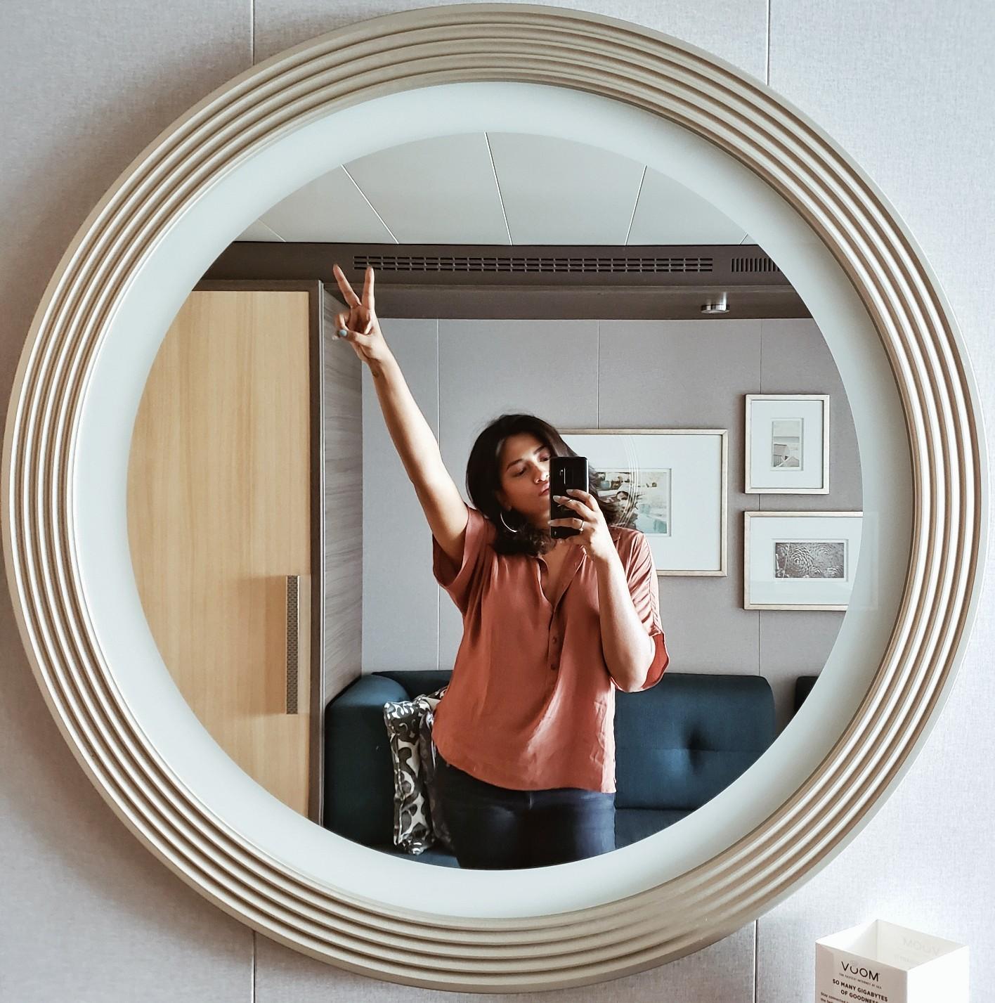 Miami Travel Blogger Afroza Khan Royal Caribbean Symphony of the Seas Cruise Review